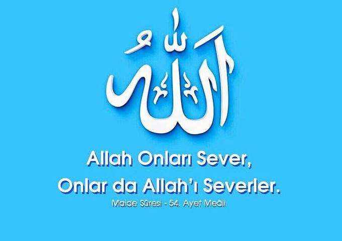 """BAŞYAZI- """"Allah Onları Sever Onlar da Allah'ı Sever"""""""