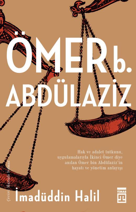 İLKADIM KİTAPLIĞI-Ömer b. Abdülaziz / İmadüddin Halil