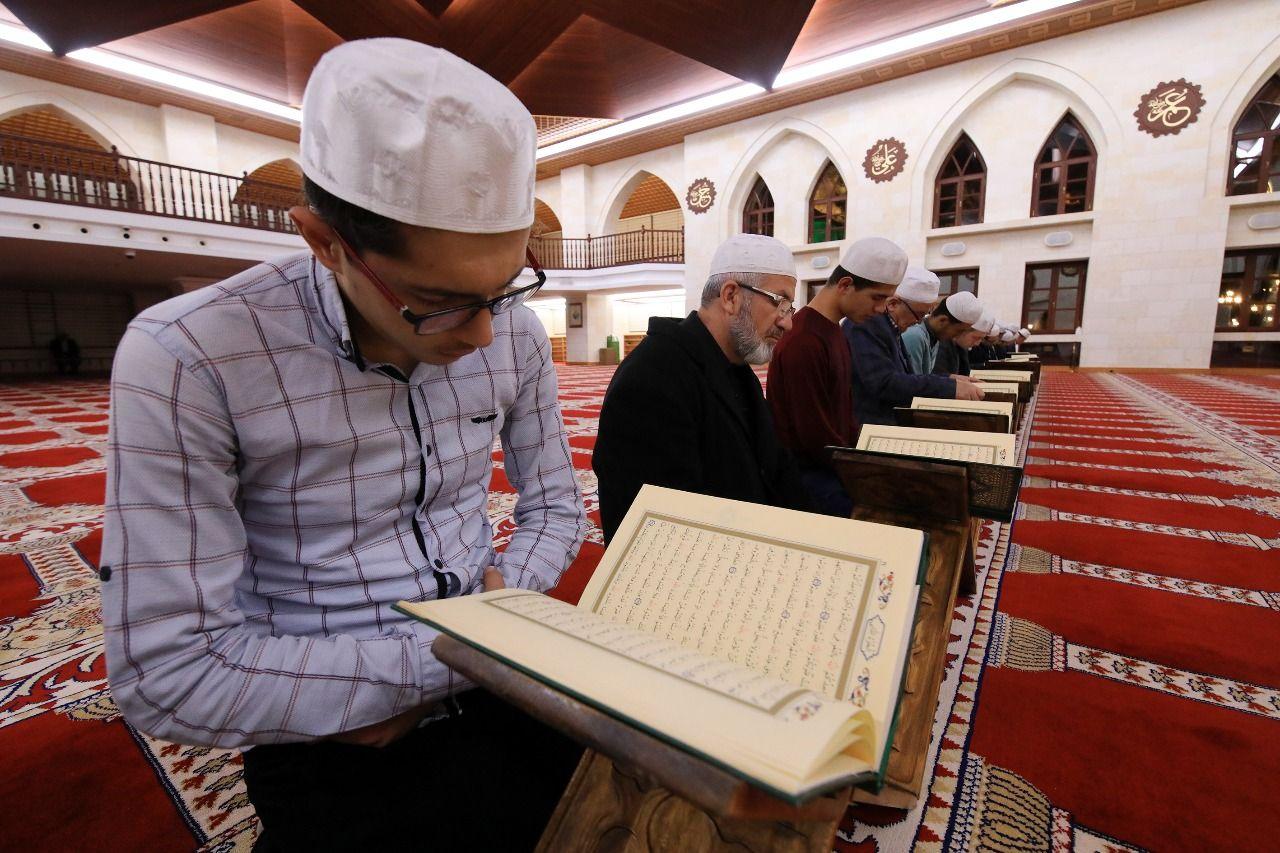 KAPAK -  Ramazan ve Kur'an